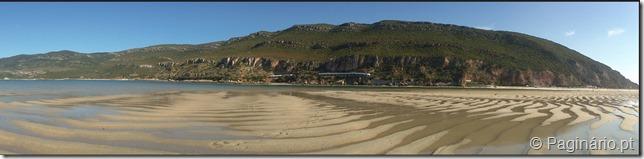 Serra da Arrábida - Praia da Figueirinha - Panorâmica