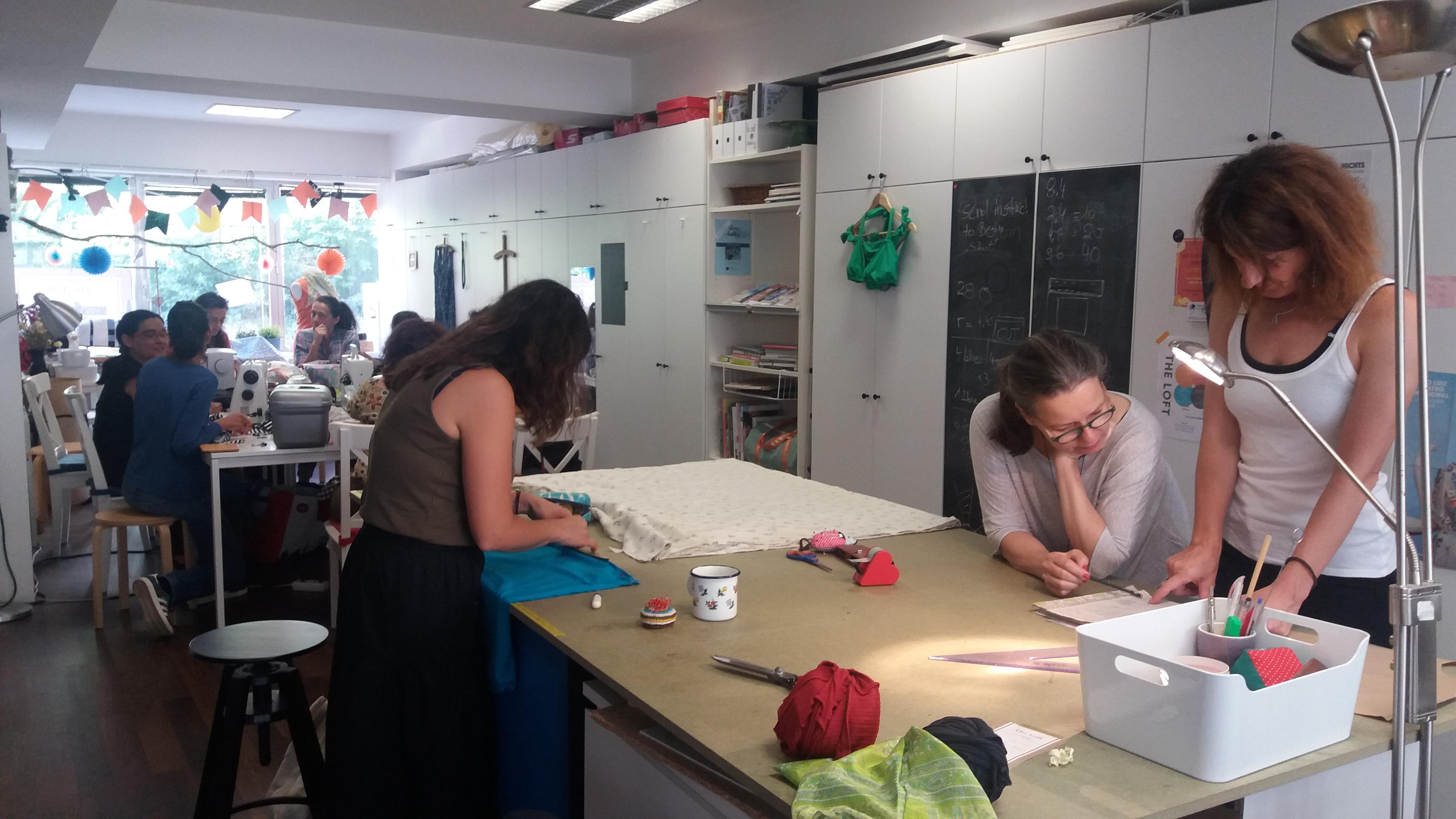 Café ConSerto de Recuperação Têxtil